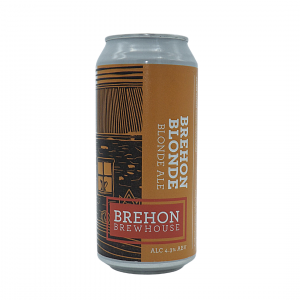 Brehon Blonde Can Single