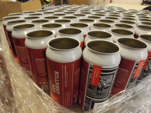 Brehon Brewhouse Cans