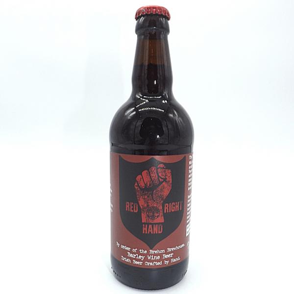 Red Right Hand Bottle
